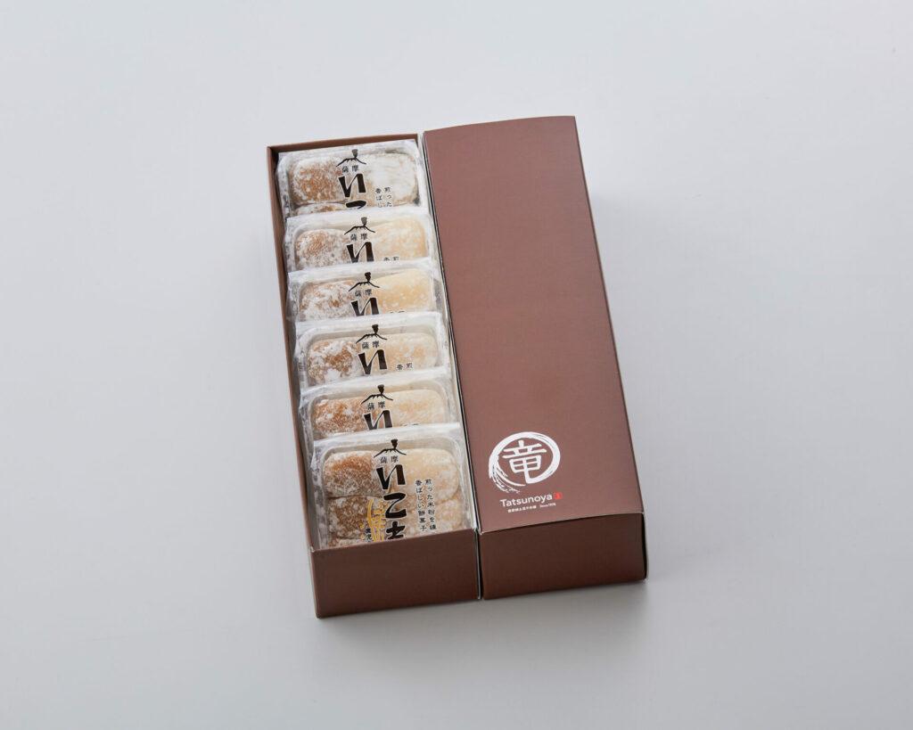 薩摩いこ餅(6個入)
