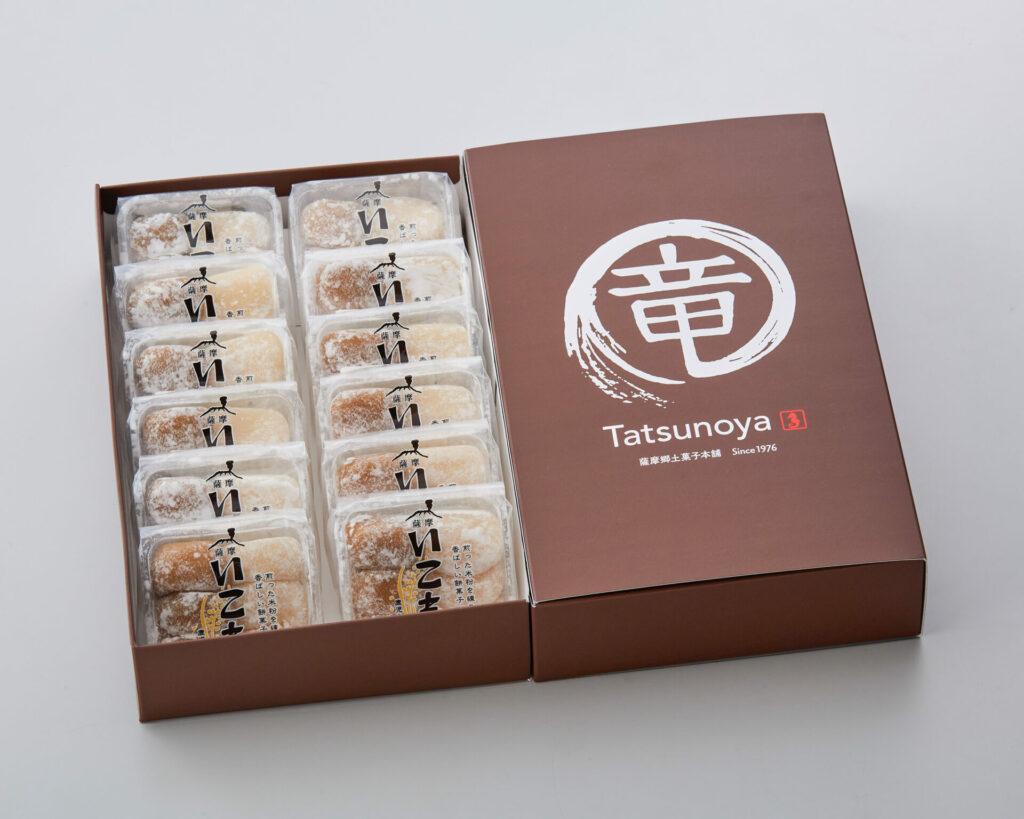 薩摩いこ餅(12個入)