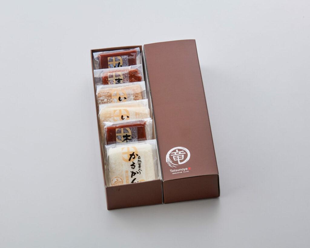 薩摩郷土菓子詰め合わせ(6個入)